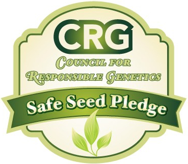 Safe Seed label
