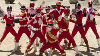 Every-Red-Power-Ranger