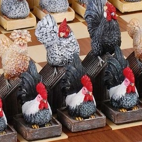 chicken chess
