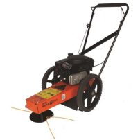 wheeled string trimmer
