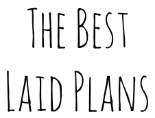 bestlaidplans