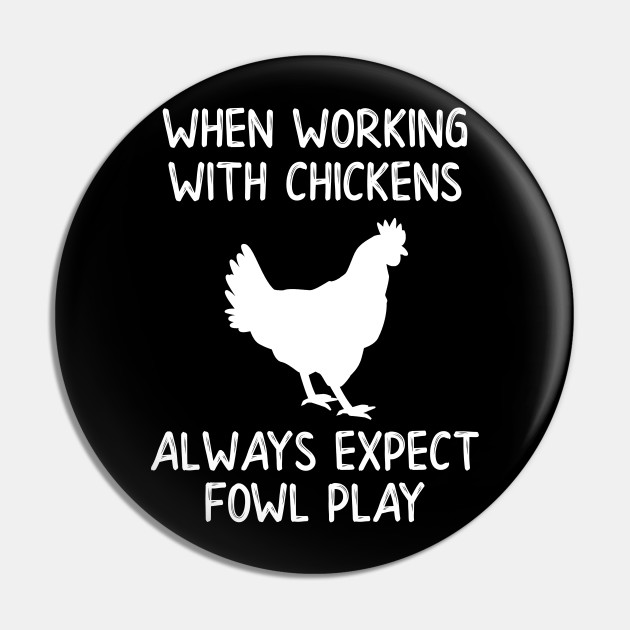chicken fowl play