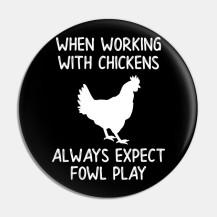 chicken fowl play